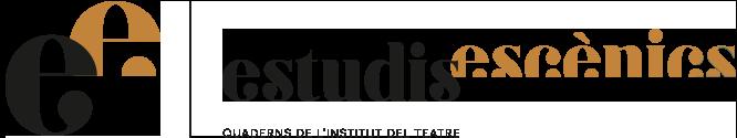 Estudis Escènics - Institut del Teatre